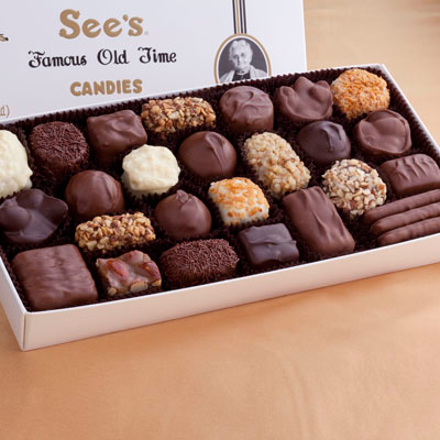 See's Chocolate and Variety 1lb. box - Buy 2 or more and save
