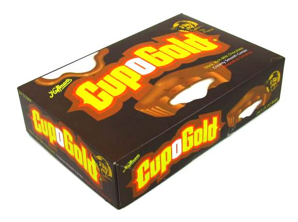 Cup-O-Gold Chocolate Cups - (24 1.5 oz. cups